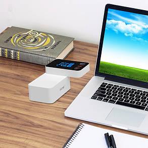 Bakeey Складная Дизайн Быстрая зарядка 3.0 4 USB Type-C USB-зарядная станция USB-концентратор со светодиодом Дисплей-1TopShop, фото 2