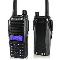 Радіостанція (рація) Baofeng UV-82 двоканальна / Радиостанция (рация) Баофенг UV-82 двухканальная, фото 1