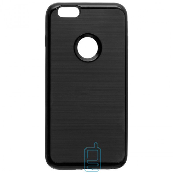 Чехол-накладка Motomo X3 Apple iPhone 6 Plus, 6S Plus черный