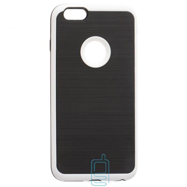 Чехол-накладка Motomo X3 Apple iPhone 6 Plus, 6S Plus белый
