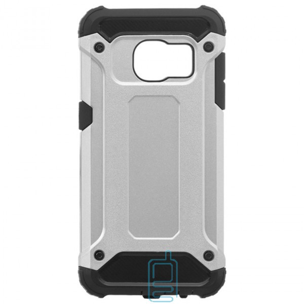 Чехол-накладка Motomo X5 Samsung S7 G930 серебристый