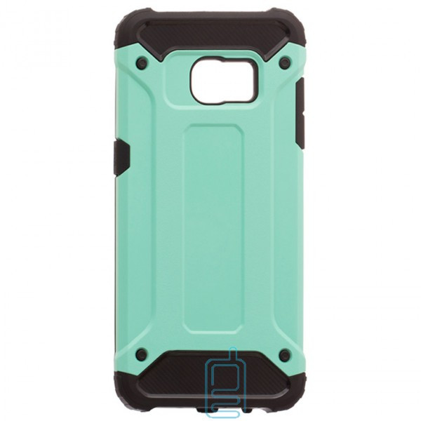 Чехол-накладка Motomo X5 Samsung S7 Edge G935 бирюзовый