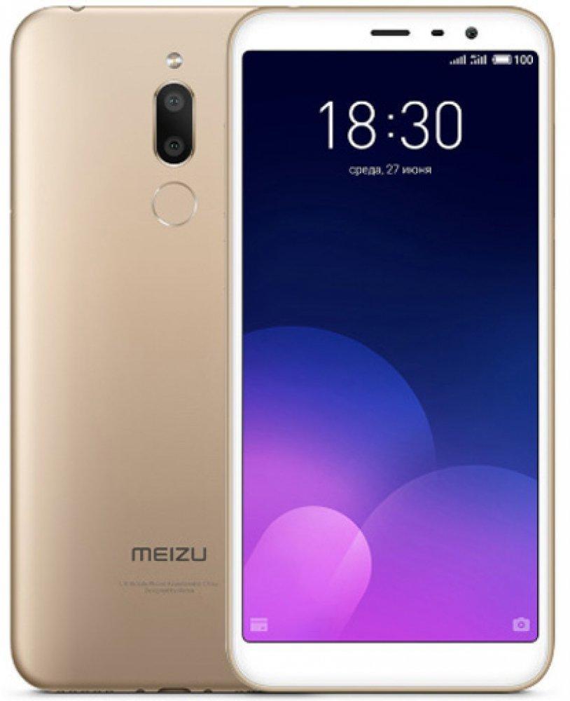 Meizu M6T 3/32GB Gold