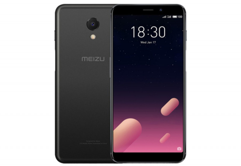 Meizu M6s 3/64GB (Black)