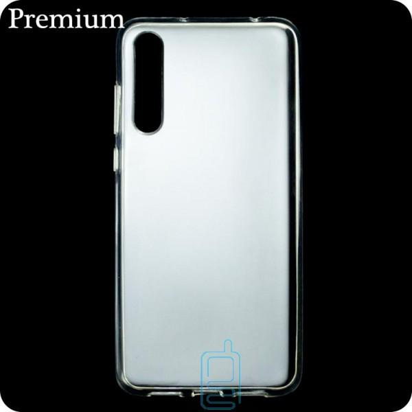 Чехол силиконовый Premium Huawei P20 Pro прозрачный
