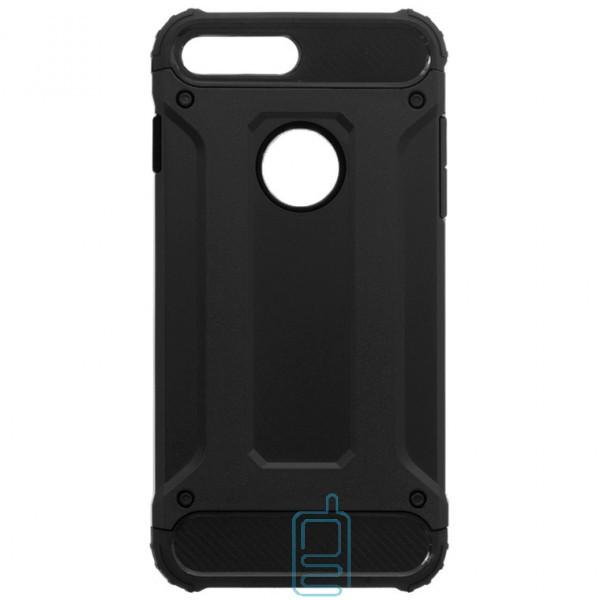 Чехол-накладка Motomo X5 Apple iPhone 7 Plus, 8 Plus черный
