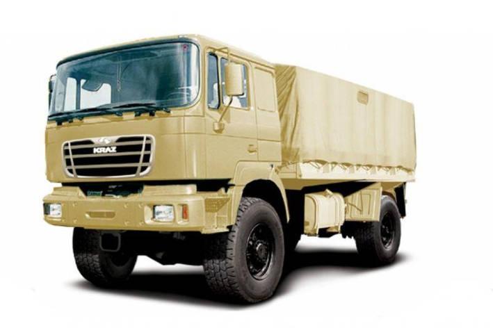 Бортовой грузовик КРАЗ В6.2МЕХ, фото 2