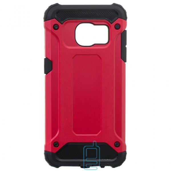 Чехол-накладка Motomo X5 Samsung S7 G930 красный