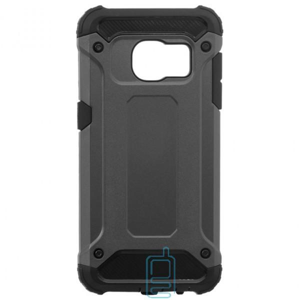Чехол-накладка Motomo X5 Samsung S7 G930 серый