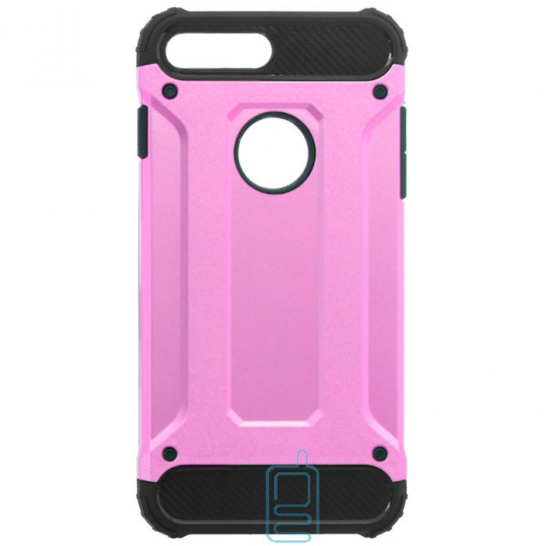 Чехол-накладка Motomo X5 Apple iPhone 7 Plus, 8 Plus розовый