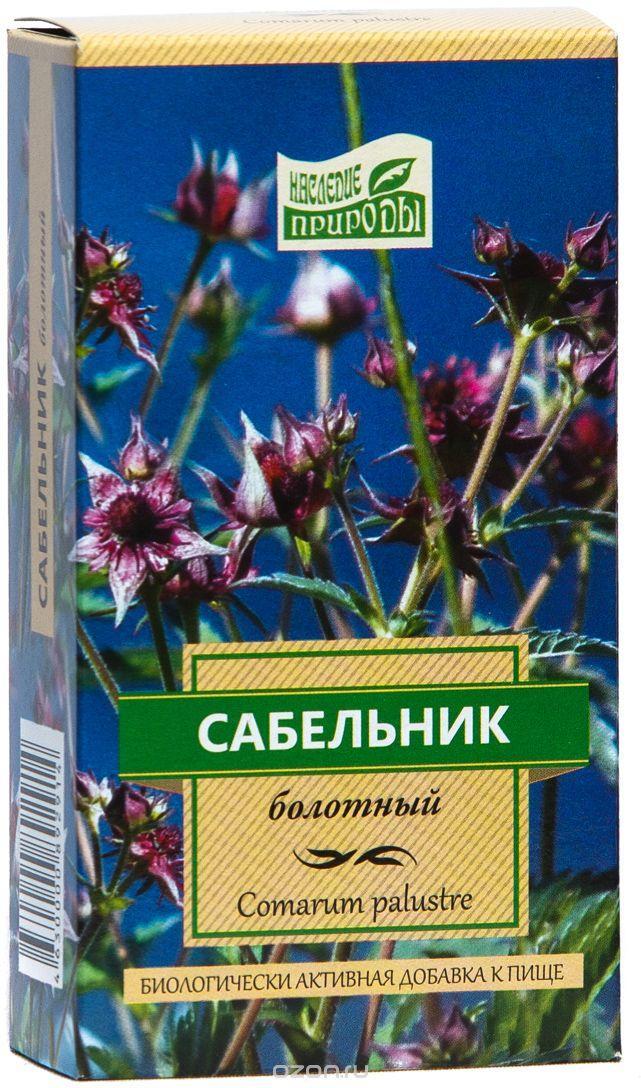 Сабельник болотный  фиточай Камелия-ЛТ 50 г (4630000892914)