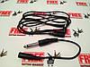 Угловой шнур Audio head jack для некоторых видов роторных машинок, фото 4