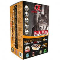 Alpha Spirit (Альфа Спирит) Multiprotein Полувлажный корм для собак всех пород,9.5кг