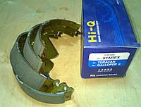 Колодки тормозные задние барабанные HYUNDAI H-1, Starex