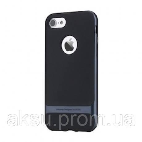 Чехол для iPhone 7 / 8 Rock Royce (Navy Blue)