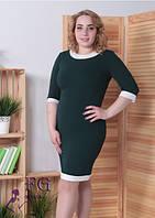 Офисное платье - футляр 0116-02/05, фото 1