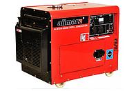 Генератор дизельный ALIMAR ALM DS 5000E (Турция)