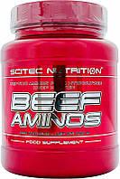 Аминокислоты Scitec Nutrition Beef Aminos, 500 tabl