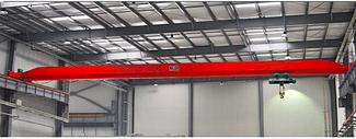 Кран мостовой - г/п 15т,  электрический, однобалочный, опорный