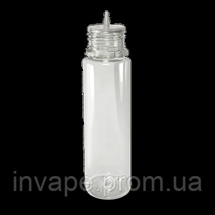 Пластиковый флакон с дозатором Unicorn Bottle 60мл, фото 2