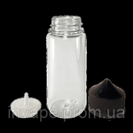 Пластиковый флакон с дозатором Unicorn Bottle 120мл, фото 2