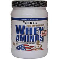 Аминокислоты Weider Whey Aminos, 300 tabl