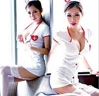 Эротический игровой костюм медсестрички