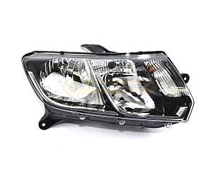 Фара главного света передняя (R, правая) на Renault Logan II- Renault (Оригинал) - 260106223R
