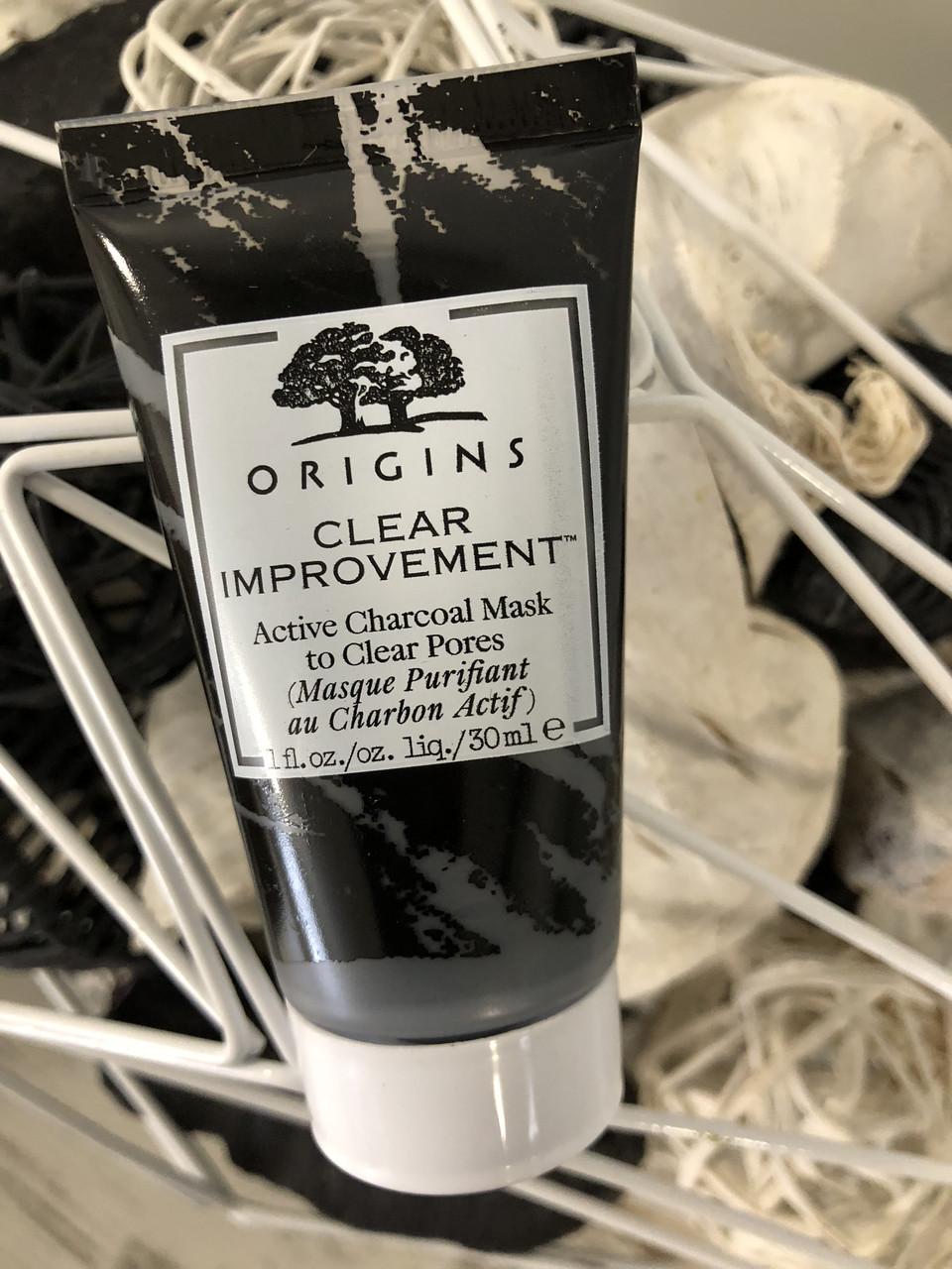 Черная минеральная маска для лица BOSCIA  Black Charcoal Mask