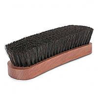 ✅ Щетка для полировки обуви Famaco Brosse Luxe Crin Cheval Noir, 15 см