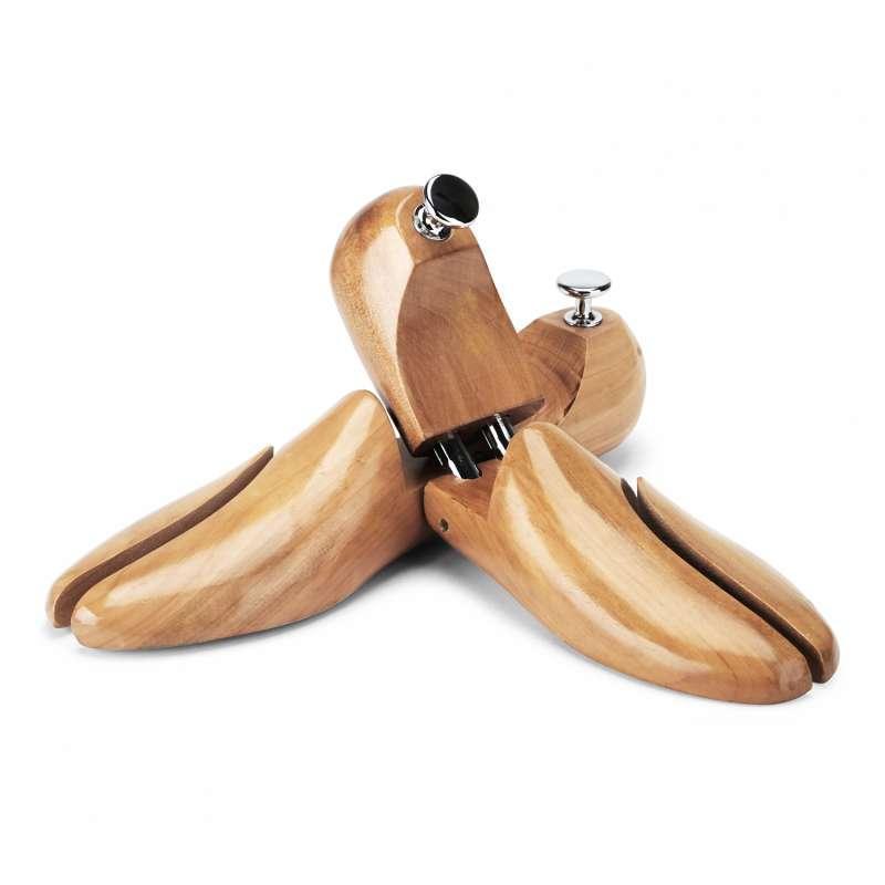 ✅ Колодки для обуви из лакированной древесины Famaco Ambassadeur, 40 размер