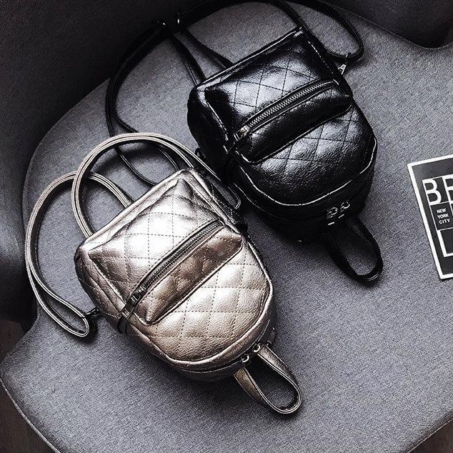 e04f9962d85d Женский стеганый рюкзак. Купить в интернет-магазине Mak-Shop - 819182748