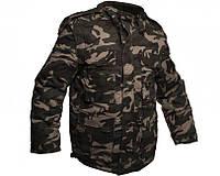 Куртка зимняя Loshan (камуфляж)