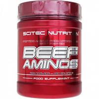 Аминокислоты Scitec Nutrition Beef Aminos, 200 tabl