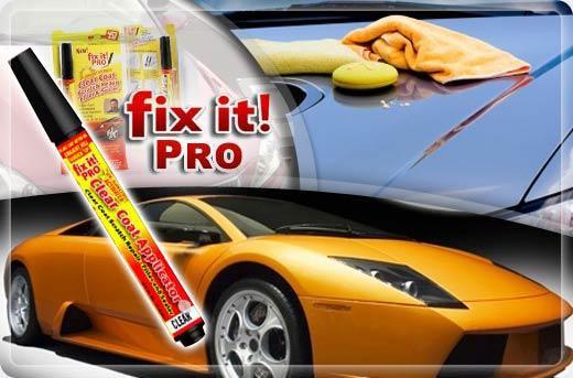 Карандаш Fix it Pro для удаления царапин на кузове авто