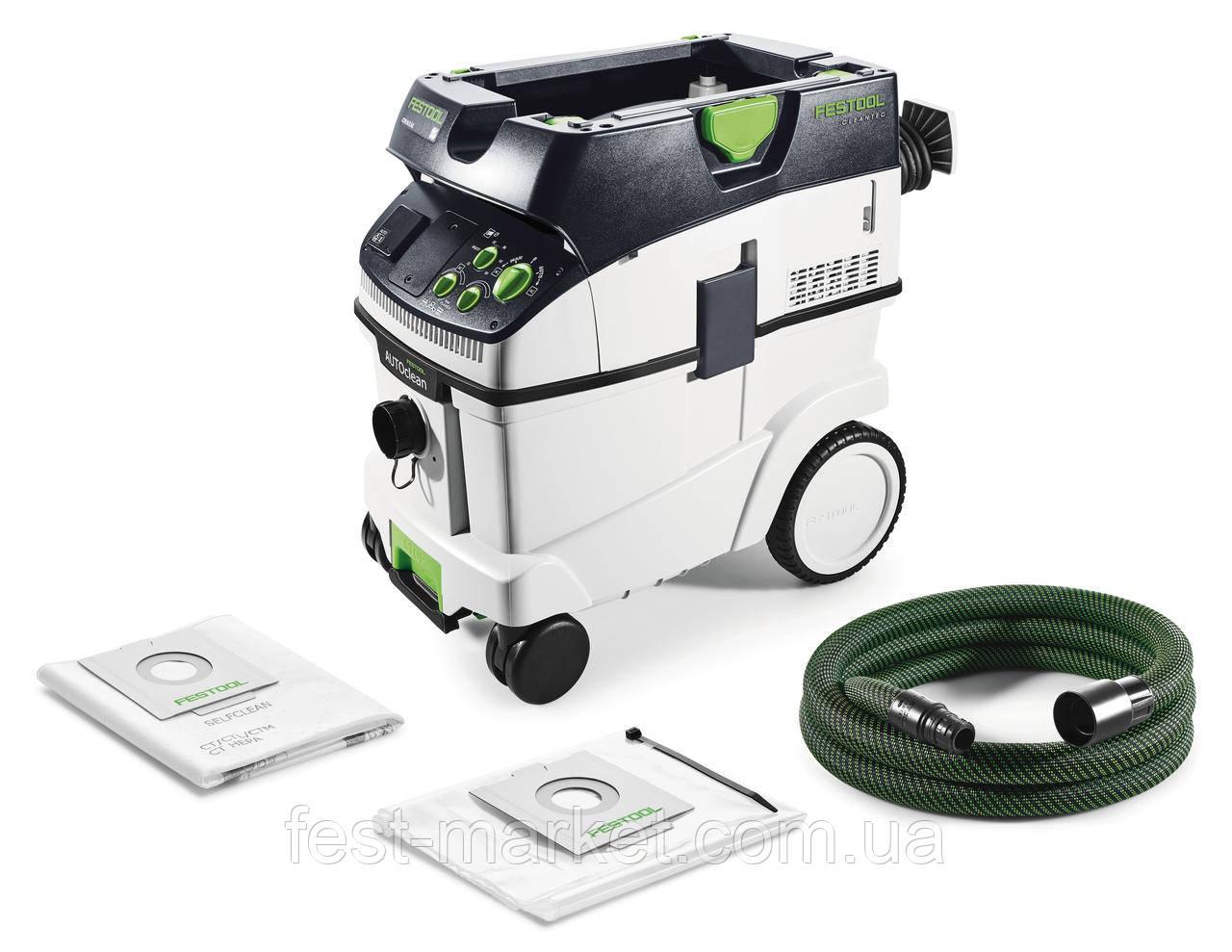 Пылеудаляющий аппарат CTM 36 E AC CLEANTEC Festool 574983
