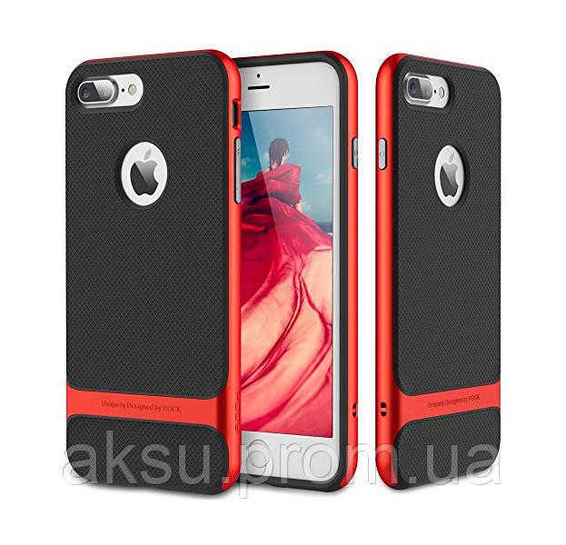 Чехол для iPhone 7 Plus / 8 Plus Rock Royce (Red)