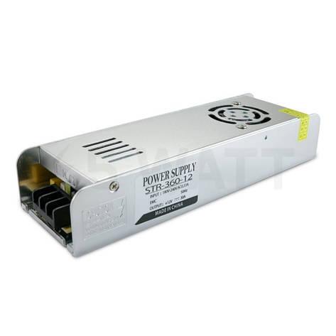 Блок питания 12V серия STR 360W с EMC фильтром , фото 2