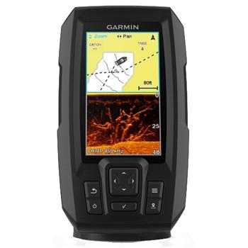 Эхолот  GPS/плоттер Garmin STRIKER Plus 4cv