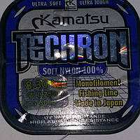 Леска Kamatsu Techron 30m 0.25mm