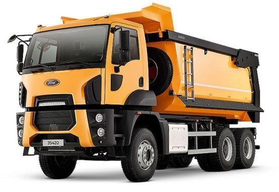 Самосвал FORD Trucks 3542D