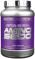 Аминокислоты Scitec Nutrition Amino 5600,1000 tabl