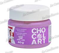 Пищевой жирорастворимый краситель L09 (розовый)