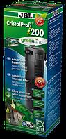 JBL CristalProfi GreenLine i200 - Внутренний угловой фильтр для аквариумов 130-200 л