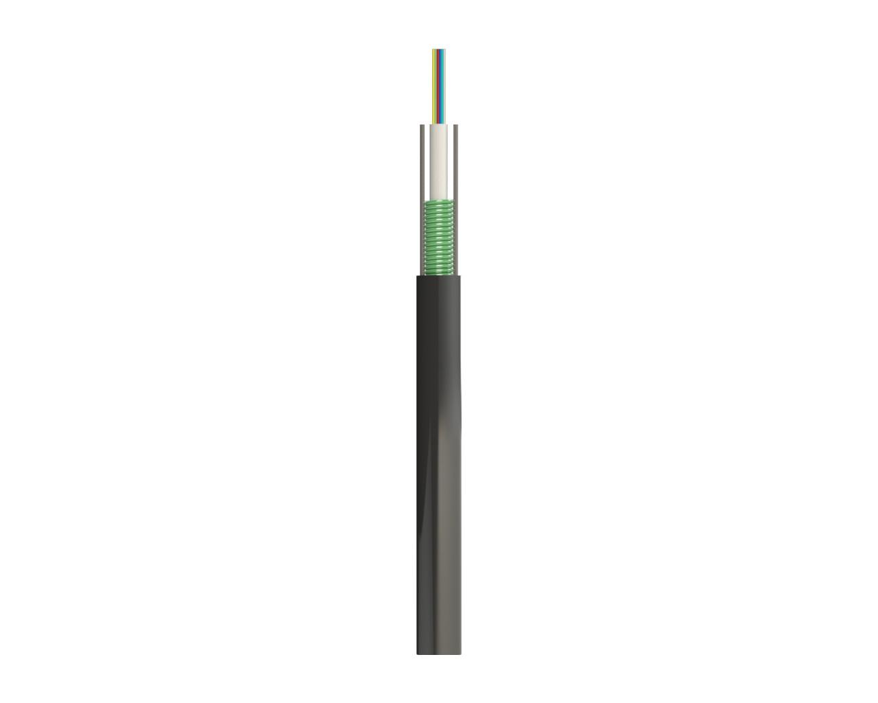 ОКТБг-М(1,5)П-8*8Е1-0,40Ф3,5/0,30Н19-64 брон каб с центр-расп трубкой для прокл в каб кан и грунтах всех кат