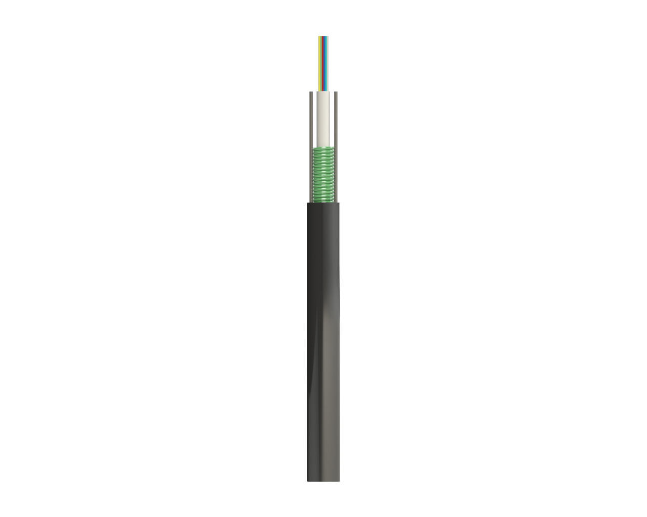 ОКТБг-М(2,7)П-6*12Е1-0,40Ф3,5/0,30Н19-72 брон каб с центр-расп трубкой для прокл в каб кан и грунтах всех кат