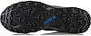 """ОРИГИНАЛ! Зимние кроссовки на флисе Columbia Firechamp 2 Fleece """"Black/Hyper Blue"""" ( Черные / Синие ), фото 2"""