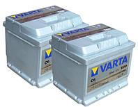 Аккумулятор Varta SILVER dynamic 552401052 С6 52 А/ч