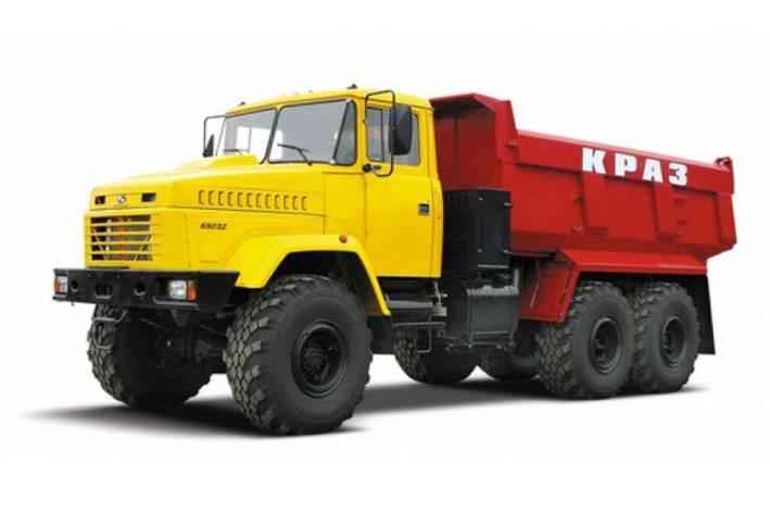 Самосвал КРАЗ 65032 тип 3, фото 2