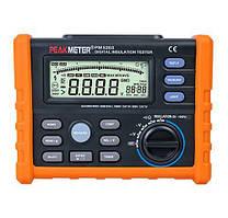 Тестер опору ізоляції Peakmeter PM5203